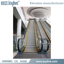 high speed shopping elevator moving walk lift