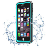 Super thin phone case for iphone 6 6s waterproof case welcome OEM order