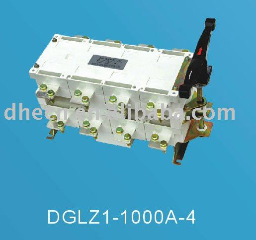 DGL-1000 Load Isolating Switch