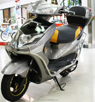 NEW!Faster speed electric motorcyles/big load capacity electric scooter/2 wheel stand up electric motorcycle