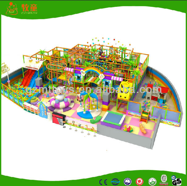 indoor inflatable playground equipments indoor playground ball pool for mcdonalds