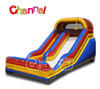 Super quality new point inflatable slide used water park inflatable slide sale