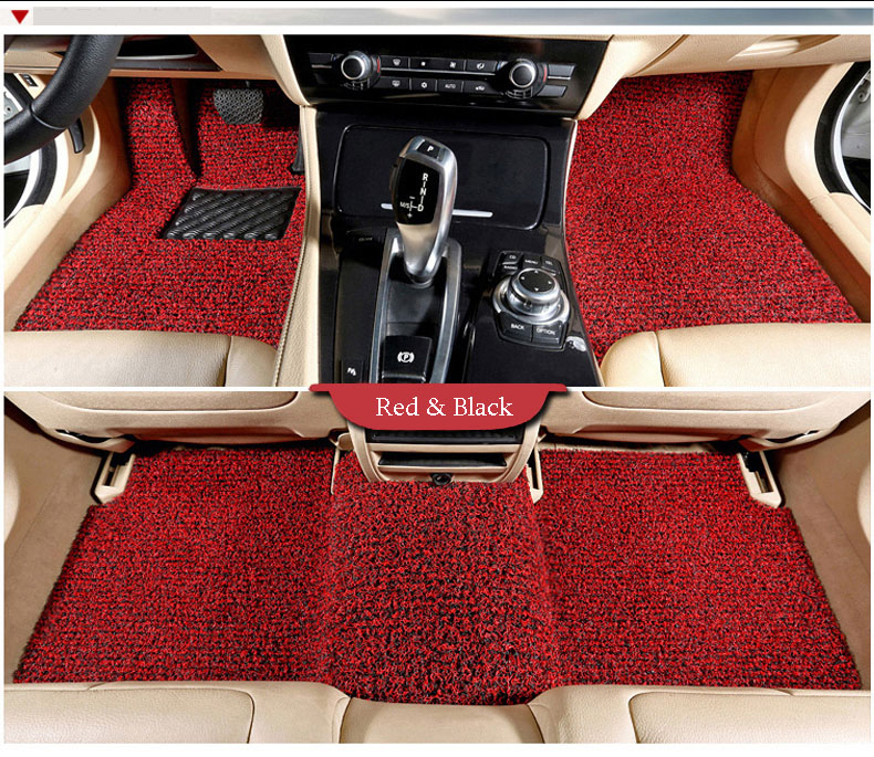 Anti -slip New Design Pvc Material 3D Car Floor Mat