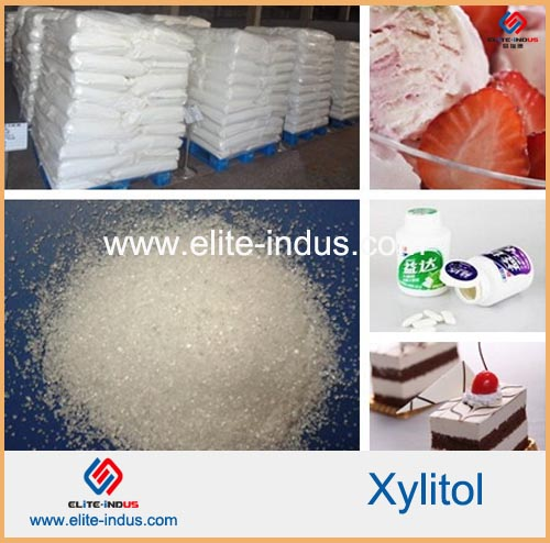 best new sugar substitute sweetener Xylitol for diabetics