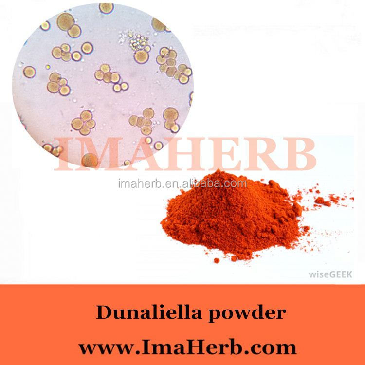 Natural Mixed Carotenoids from red algae powder