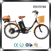 CE- EN15194 approved china cheap assist city star retro green power electric bike classic 5