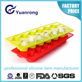 Food-grade Silicone Ice Cube Tray for Bars and Home Party