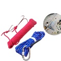 Hot Sale Multi-color Outdoor Safety Nylon Rock Climbing Rope