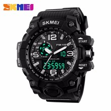 sk 1155 A 2017 New Design Skmei Brand Sport Watches For Men 3ATM Waterproof Watches Manufacturer Supplier Exporter