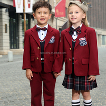 Custom School Uniform Design Primary School Uniform Kids School Uniforms