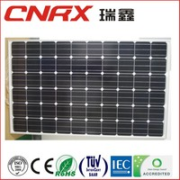 made in CHINA cheap black 6*10 TUV/CE MONO Solar Panel 250W manufacturers