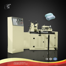 Automatic machine stamping for making soap