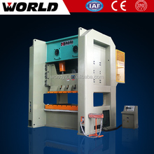 widely application H frame JW36 double crank press machine