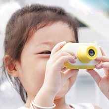 New Child Cartoon Digital Camera for Kids 1080P Children Game Camera Birthday Party new year Gift
