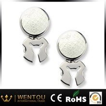 Novel Wholesale Clip On Button Covers