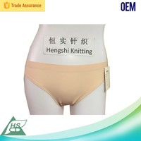 Attractive fashionable patterns bonds underwear for teenager