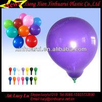 balon basket purple baloon wedding decoration balloon
