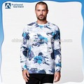Long Sleeve Throughout Wars Floral Ships Classic Crew Neck Sweatshirt without Hood