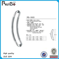 double sided door handle pull