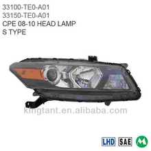 HEAD LAMP FOR HONDA ACCORD 2008-10 CPE USA TYPE