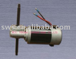 Golf Car Gear Motor /DC Gear Motor for Glof Car