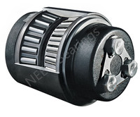 Tapered roller bearing 30318 railway bearing