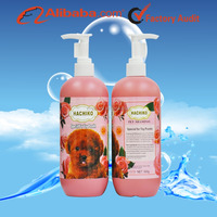 Toy Poodle Perfumed Pet Shampoo/Dog Shampoo