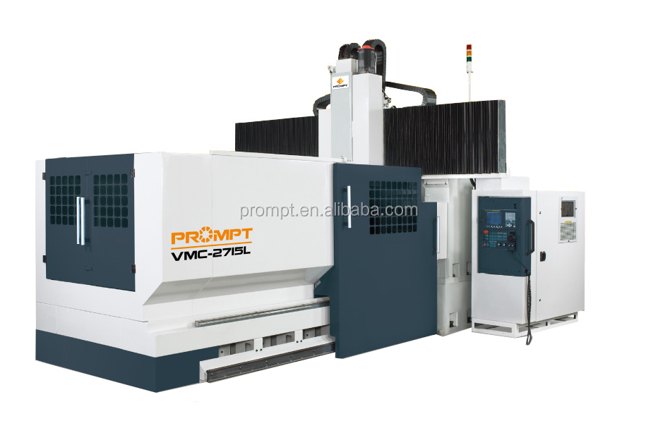 CNC Gantry Type Vertical Milling Machine