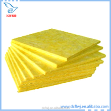 Widely used on heat and sound insulation of ventilating ducts rigid fiberglass insulation