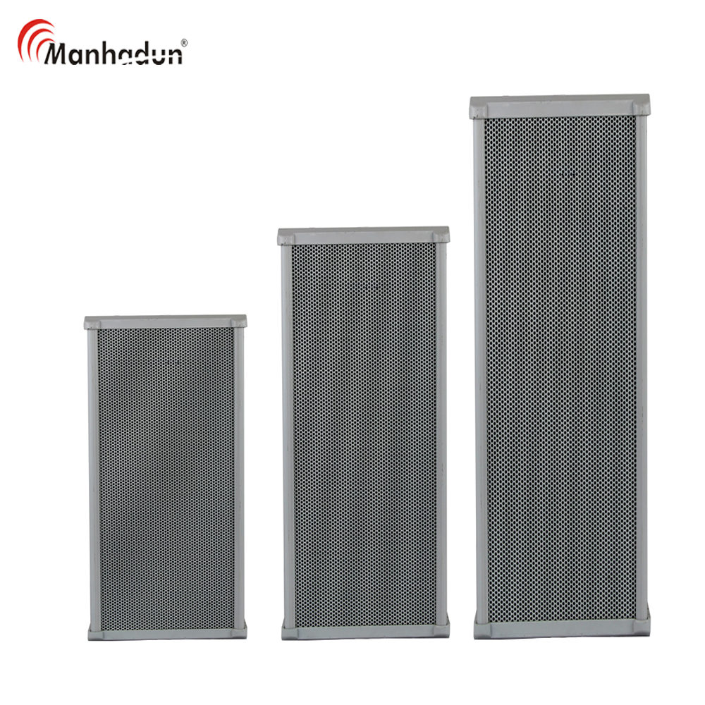 Powerful Waterproof Outdoor PA Column Speaker
