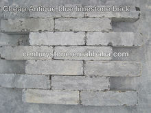 Cheap antique machine cut only limestone brick