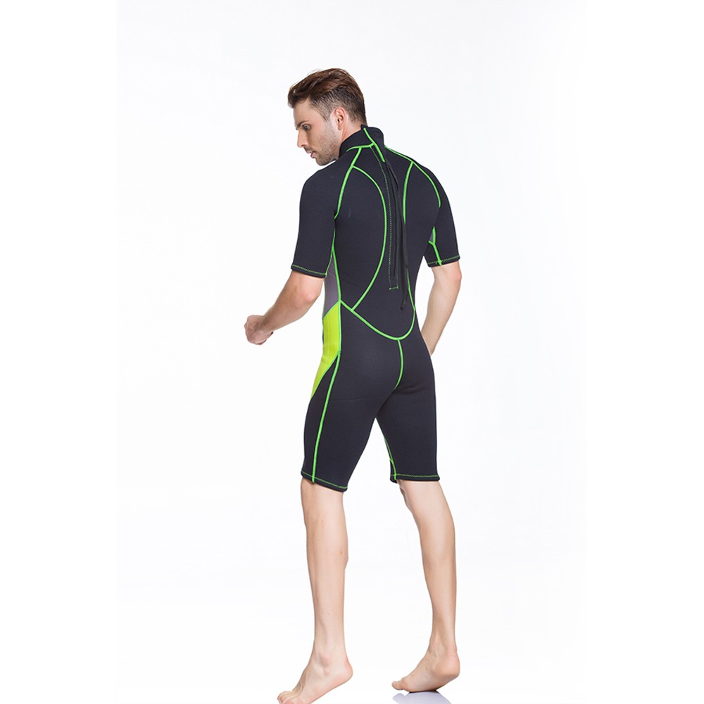 Freediving wetsuit swimming suit mens swim wear