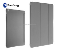 Best tablet flip case for ipad air 2 back covers/unique special soft PU case for ipad air 2 new products