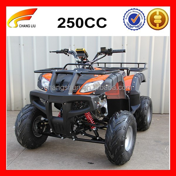 250cc 4 wheeler quad bikes for sale