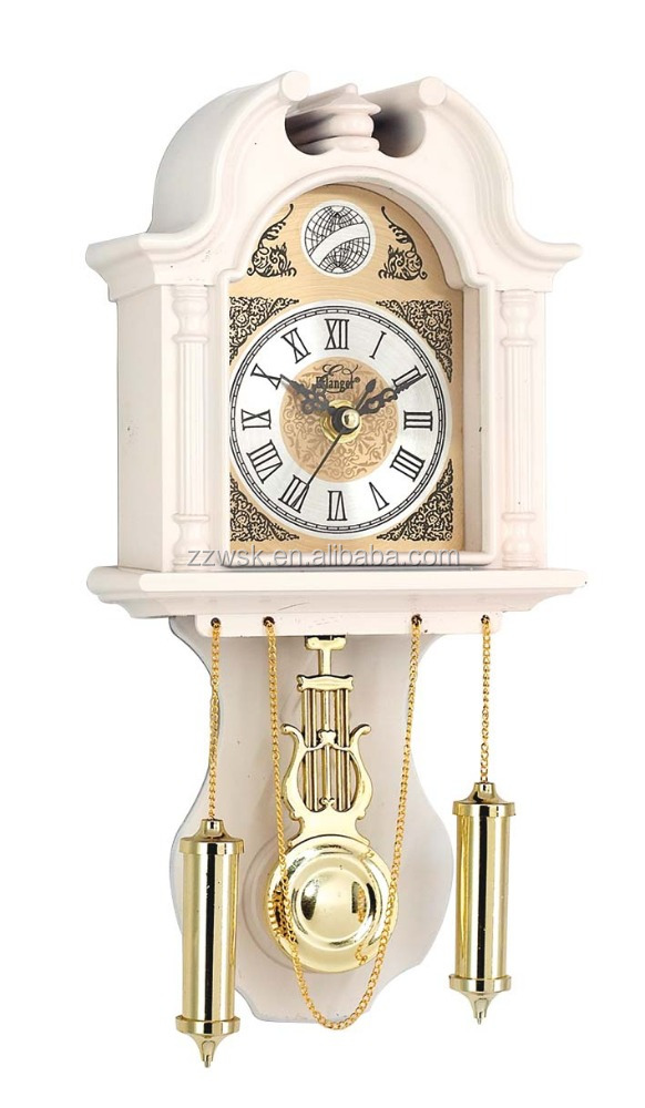 swing antique wall clock