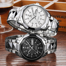 Factory direct sale japan mov't stainless steel watch manufacturers