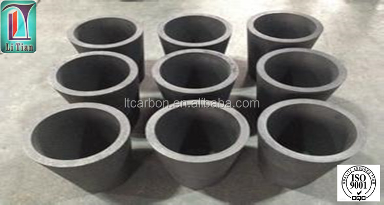 china supplier high pure temperature resistance crucible
