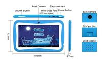 7 inch RK3126 Android Tablet/quad core /Free Game Download