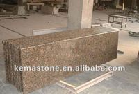 Tropical Brown Kitchen Granite Countertop