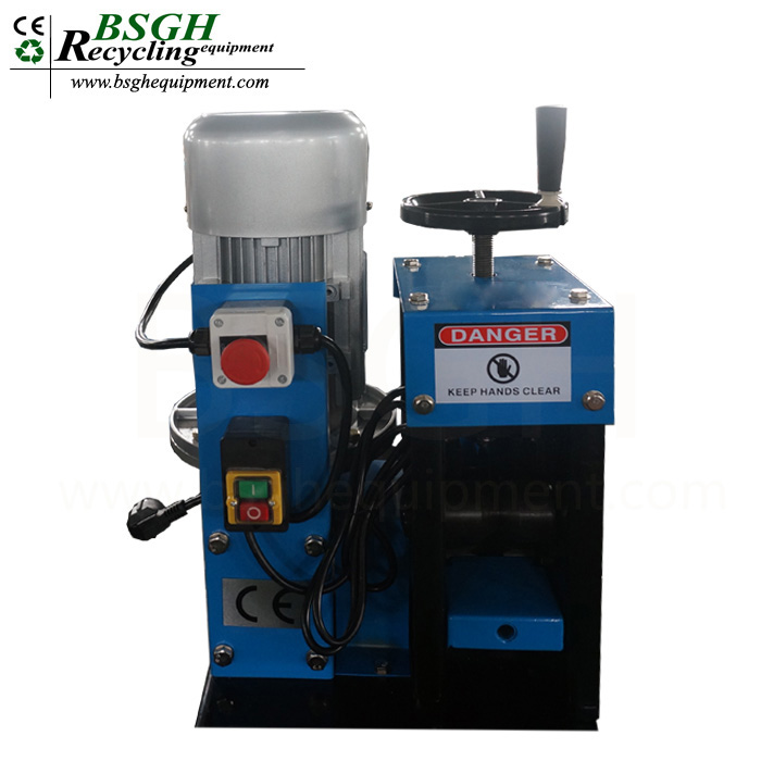electronic waste recycling machine BS-3 aluminum plastic wire separation separator machine with European quality certified