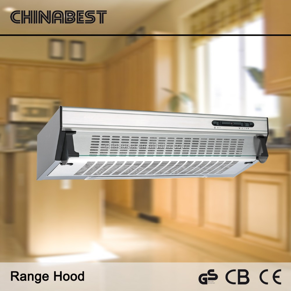 Chinabest Powerful Ultra-thin Cooker Chinese kitchen Exhaust Range Hood for Distributor