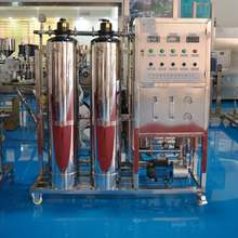 500L stainless steel reverse osmosis systems prices of water purifying machines