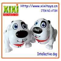 2016 New intelligent touch small pet singing smart dog toys
