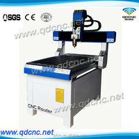 Hot sale cnc router wood/acrylic engrave cut machine QD-6090 Manufacturer of cnc router machine from China