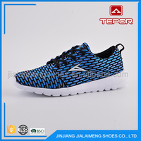 High quality mens durable breathable fashion walking shoes