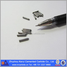 Tungsten carbide plug pin in diameter 2mm x 10mm length