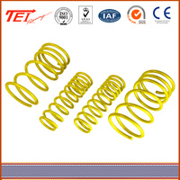 TEI 3-4cm Lower SICR6 Steel Progressive Design spring suspension By Cold Coiling Craft With 2 Years Warranty