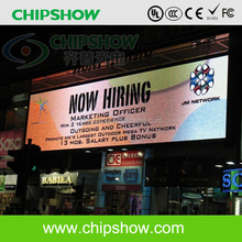 High resolution meeting advertising indoor/outdoor hanging display 1920 x 1080 full hd video p4.81 led moving sign scree