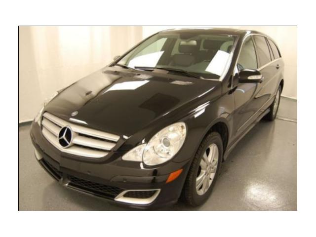 2006 mercedes R500 used car
