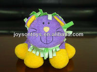 animal shaped plush plush baby toys
